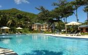 Bequia Beach Hotel, Bequia island, Caribbean