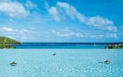 Canounan island, Caribbean
