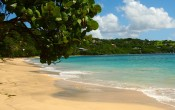 Friendship Beach, Bequia island, Caribbean