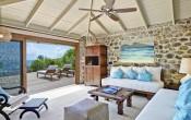 Cottage outdoor den Petit St Vincent Caribbean islands